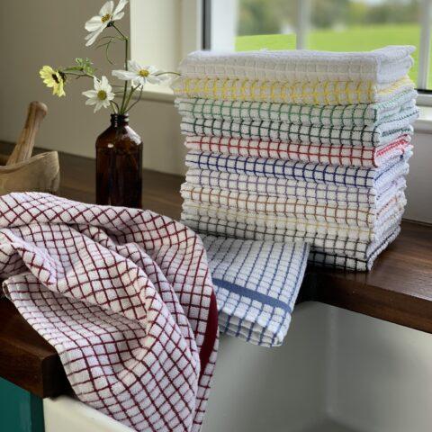Poli-Dri Tea Towels - Samuel Lamont